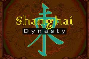 Mahjongg Shanghai Dynasty